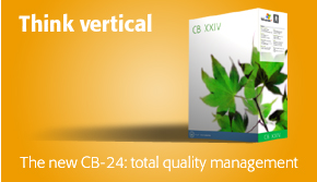the new cb 24 total quality management